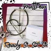 Кальяны MattPear Ready S в трех новых комплектациях