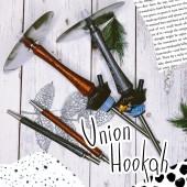 Красавцы Union Hookah