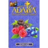 Табак Adalya BerryMix (Адалия Черника Малина Ежевика) 50г Акцизный