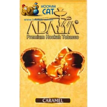 Табак для кальяна Adalya Caramel (Адалия Карамель) 50г Акцизный