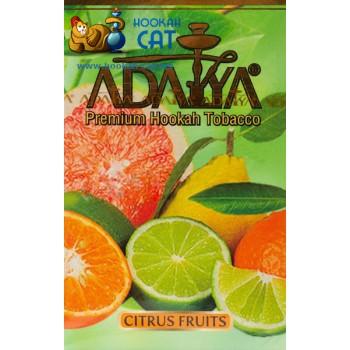 Табак для кальяна Adalya Citrus Fruits (Адалия Цитрусовые Фрукты) 50г Акцизный