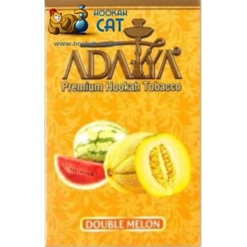 Табак для кальяна Adalya Double Melon (Адалия Арбуз Дыня) 50г Акцизный