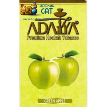 Табак Adalya Green Apple (Адалия Зеленое Яблоко) 50г Акцизный