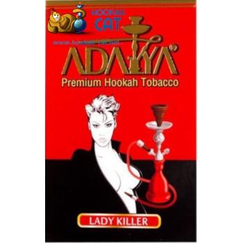 Табак для кальяна Adalya Lady Killer (Адалия Леди Киллер) 50г Акцизный