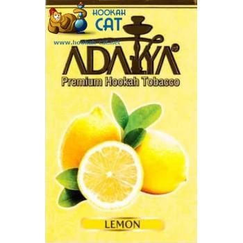 Табак Adalya Lemon (Адалия Лимон) 50г Акцизный