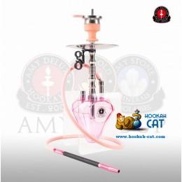 Кальян Amy Deluxe 001 Pink Diamond