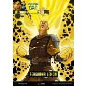 Табак Asman Ferghana Lemon (Лимон) 40г Акцизный