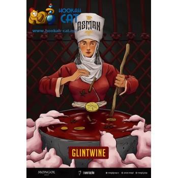 Табак для кальяна Asman Glintwine (Асман Глинтвейн) 100г Акцизный