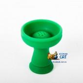 Чаша силиконовая Hype Simple Зеленая