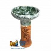Чаша Oblako Phunnel M Marble Glaze (Облако Фаннел М Глейз Мрамор)