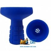 Чаша силиконовая Hype Граната Синяя