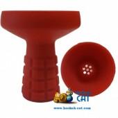 Чаша силиконовая Hype Граната Красная