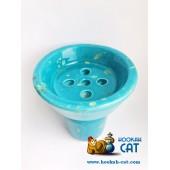 Чаша Vintage Hybrid Glaze Blue (Винтаж Гибрид Глейз Голубая)