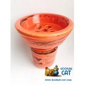 Чаша Vintage Hybrid Glaze Orange (Винтаж Гибрид Глейз Оранжевая)