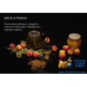 Табак Buddha Life is a Peach (Персик) 100г