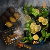 Табак Burn Lemon Mint (Лемон Минт) 20г Акцизный