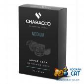 Смесь Chabacco Apple Jack (Яблочный Джек) Medium 50г