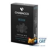 Смесь Chabacco Cactus Mix (Кактус Микс) Medium 50г