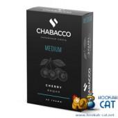 Смесь Chabacco Cherry (Вишня) Medium 50г