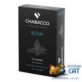 Смесь Chabacco Flames (Флеймс) Medium 50г