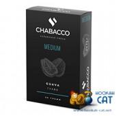 Смесь Chabacco Guava (Гуава) Medium 50г