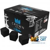 Уголь для кальяна Crown Airflow (Краун Дышащий) 72 шт. (25мм, 1кг)