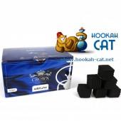 Уголь для кальяна Crown Airflow (Дышащий) 72 шт. (1 КГ)