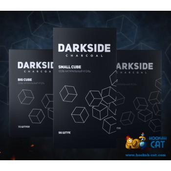Уголь для кальяна Dark Side (ДаркСайд) 72 шт. (25мм, 1кг)