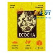 Уголь для кальяна Ecocha 24 шт.