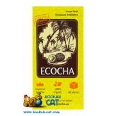 Уголь для кальяна Ecocha (Экоча) 96 шт. (22мм, 1кг)