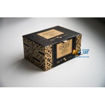 Уголь для кальяна Oasis Premium (Оазис Премиум) 18 шт. (25мм, 250г)