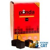 Уголь для кальяна Panda Cube (Панда Красный) 96 шт. (22мм, 1кг)