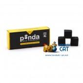 Уголь для кальяна Panda Cube XL (Панда Черный) 10 шт. (25мм, 150г)