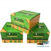 Уголь для кальяна Panda Зеленый 27 шт.