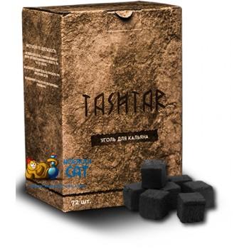 Уголь для кальяна Tashtar (Таштар) 72 шт. (25мм, 1кг)