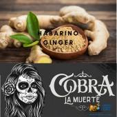 Табак Cobra La Muerte Habanero Ginger (Имбирь Хабанеро) 40г