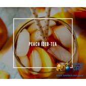 Табак Cobra Virgin Peach Iced Tea (Персиковый Чай) 50г