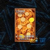 Табак Cobra Select Lemon Pie (Лимонный Пирог) 40г Акцизный