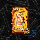 Смесь Cobra Virgin Banana Split (Банана Сплит) 50г