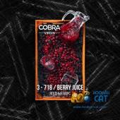 Смесь Cobra Virgin Berry Juice (Ягодный Морс) 50г