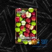 Смесь Cobra Virgin Double Apple (Двойное Яблоко) 50г