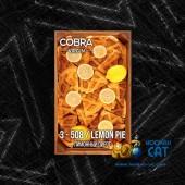 Смесь Cobra Virgin Lemon Pie (Лимонный Пирог) 50г Акцизный