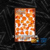 Смесь Cobra Virgin Mandarin Cream (Мандарин Крем) 50г