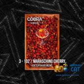 Смесь Cobra Virgin Maraschino Cherry (Коктейльная Вишня) 50г