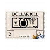Табак Contrabanda Dollar Bill (Яблоко с Корицей) 40г Акцизный