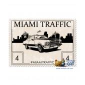 Табак Contrabanda Miami Traffic (Арбуз с Земляникой) 40г Акцизный