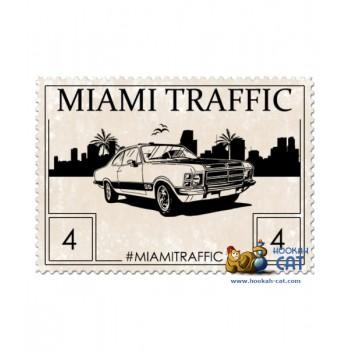 Табак для кальяна Contrabanda Miami Traffic (Контрабанда Майами Трафик) 40г Акцизный