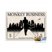 Табак Contrabanda Monkey Buisness (Карамельный Попкорн) 40г Акцизный