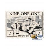 Табак Contrabanda Nine One One (Маковый Пончик) 40г Акцизный