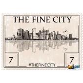 Табак Contrabanda The Fine City (Жвачка Турбо) 40г Акцизный